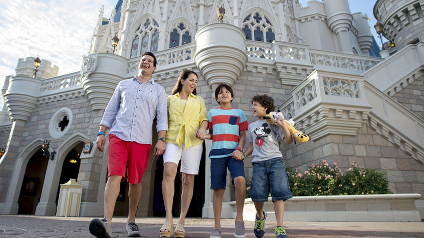 Disney Family Castle