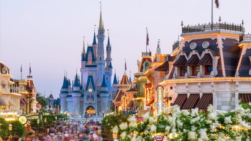 Top Best Smells of Walt Disney World: Part One