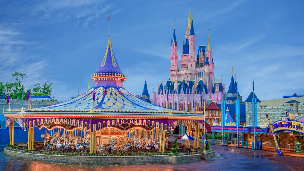 Best Magic Kingdom Attractions for Babies