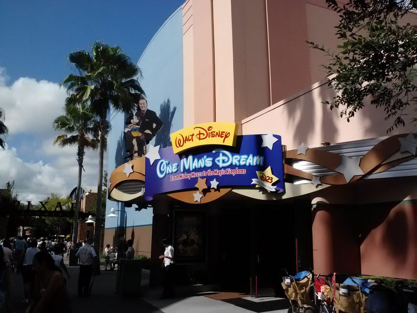 Where To Relax in Walt Disney World Parks!